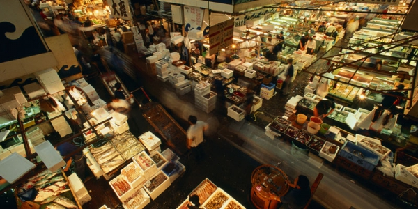 Markets for NZ Seafood
